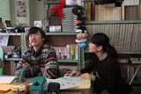 2011年公開予定の佐藤英明監督作品『これでいいのだ!!映画赤塚不二夫』