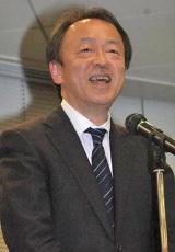 2010年度『PRパーソン・オブ・ザ・イヤー』表彰式に出席した池上彰氏 (C)ORICON DD inc.