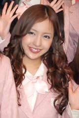 コンサート『AKB48リクエストアワー セットリストベスト100 2011』の公開リハーサルを行ったAKB48・板野友美