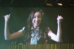 梅田自身はAKB48 17thシングル選抜総選挙で32位。アンダーガールズ入りを果たした(C)ORICON DD inc.