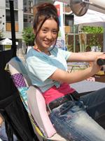 AKB48メンバーとしてエコイベントなどにも積極的に参加している(C)ORICON DD inc.