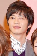 ドラマ『美咲ナンバーワン』制作発表会見に出席した田中圭 (C)ORICON DD inc.