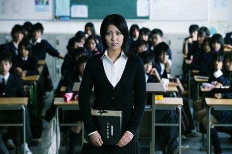 映画『告白』 (C)2010「告白」製作委員会