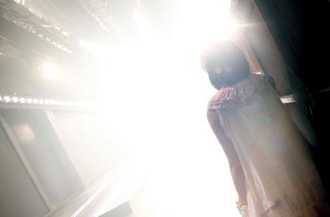 公開中の映画『DOCUMENTARY of AKB48 to be continued』でも横山由依に密着! (C)「DOCUMENTARY of AKB48」製作委員会