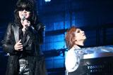 EMIミュージックと北米専属契約を締結したX JAPAN(C)Japan Music Agency