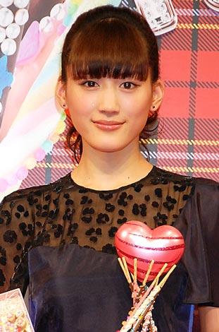 サムネイル 『ORICON Valentine Festa 2011』に出席した綾瀬はるか (C)ORICON DD inc.