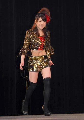 モーニング娘。卒業メンバー10名による新グループ「ドリーム モーニング娘。」の小川麻琴 (C)ORICON DD inc.