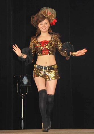 モーニング娘。卒業メンバー10名による新グループ「ドリーム モーニング娘。」の久住小春 (C)ORICON DD inc.