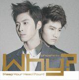 再始動第1弾シングル「Why?(Keep Your Head Down)」(1月26日発売) ※左からユンホ、チャンミン