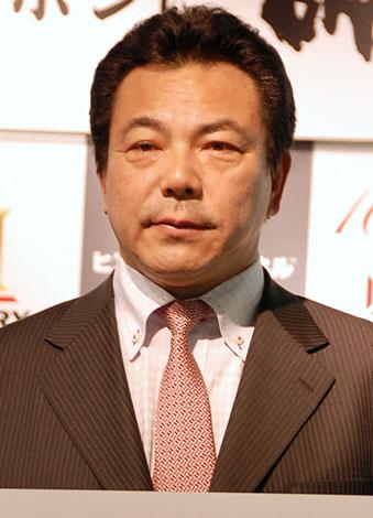『ヒストリーチャンネル いま、ニッポンに昭和力』の記者発表会に出席した九重親方 (C)ORICON DD inc.