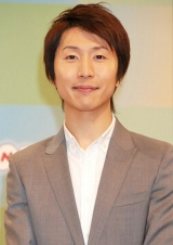 NHK平成23年度新キャスター発表会見に出席した高市佳明アナウンサー (C)ORICON DD inc.