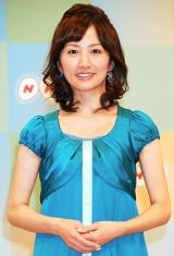 NHK平成23年度新キャスター発表会見に出席した首藤奈知子アナウンサー (C)ORICON DD inc.