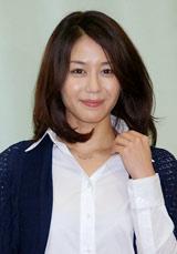 結婚会見を開いた堀越のり (C)ORICON DD inc.
