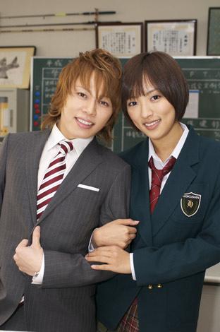 西川貴教がCS放送『おくさまは18歳』(フジテレビTWO)でドラマ初主演! 夏菜と夫婦役に挑む