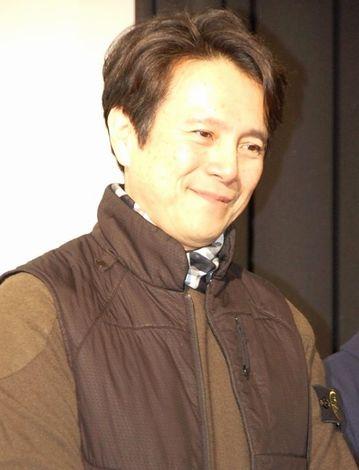 『ケータイ刑事 THE MOVIE 3』初日舞台あいさつに登壇した国広富之 (C)ORICON DD inc.