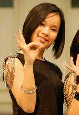 Happinessのメンバー・MIYUU(14) (C)ORICON DD inc.