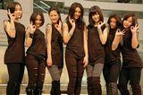 (左から)MIYUU、YURINO、KAREN、KAEDE、MAYU、SAYAKA、MIMU (C)ORICON DD inc.