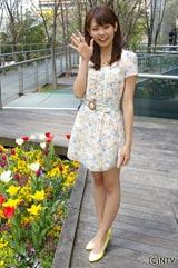現在『PON!』でお天気お姉さんを務める宮澤智