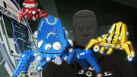 『攻殻機動隊 S.A.C. SOLID STATE SOCIETY 3D』より  (C) 2011 士郎正宗・Production I.G / 講談社・攻殻機動隊製作委員会
