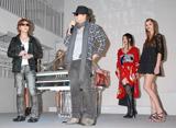 新ファッションイベント『ASIA GIRLS EXPLOSION』の記者発表会の模様