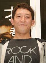 映画『ソーシャル・ネットワーク』の上映前のトークイベントに出席したサバンナ・高橋茂雄