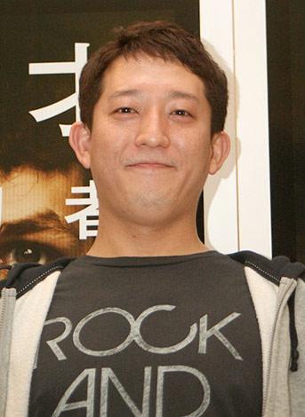 映画『ソーシャル・ネットワーク』の上映前のトークイベントに出席したサバンナ・高橋茂雄 (C)ORICON DD inc.