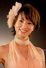 『Ami Suzuki 29th Anniversary Live』開催前に報道陣のインタビューに応じた鈴木亜美