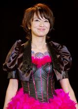 コンサート『Ami Suzuki 29th Anniversary Live』のリハーサルで笑顔を見せた鈴木亜美