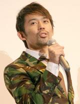 映画「太平洋の奇跡−フォックスと呼ばれた男−」初日舞台あいさつに登壇した岡田義徳(C)ORICON DD inc.