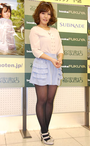 写真集『AMISO!!』発売記念イベントを行った磯山さやか (C)ORICON DD inc.