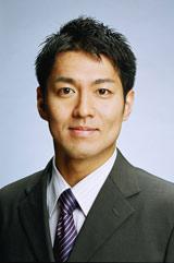 新たに『すぽると!』の番組キャスターを務める西岡孝洋アナウンサー (C)フジテレビジョン