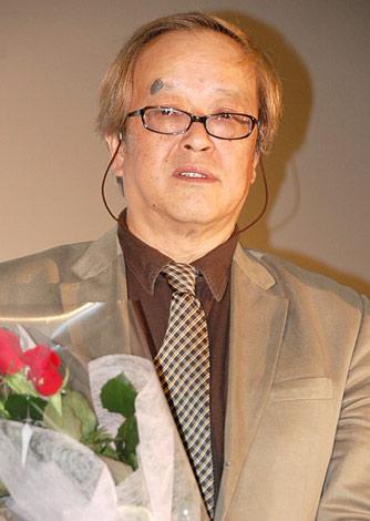 映画『世界のどこにでもある、場所』トークショーイベントに参加した大森一樹監督 (C)ORICON DD inc.