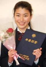 堀越高等学校を卒業した成海璃子 (C)ORICON DD inc.