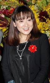 藤本敏史と木下優樹菜夫妻の結婚披露宴パーティーに来場したエド・はるみ (C)ORICON DD inc.