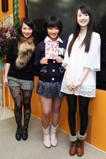 『古代少女隊ドグーンV』に出演した人気女性タレントたち。谷澤恵里香と野元愛はアイドリング!!!メンバーとしても活躍中