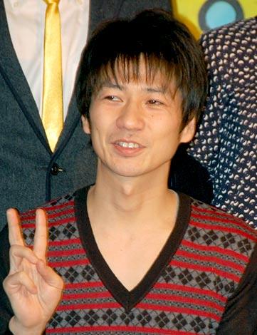 DVD『村娘』のヒット祈願トークライブを行ったキングオブコメディ・高橋健一 (C)ORICON DD inc.