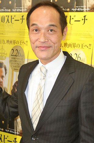 映画『英国王のスピーチ』の試写イベントに参加した東国原英夫前宮崎県知事 (C)ORICON DD inc.