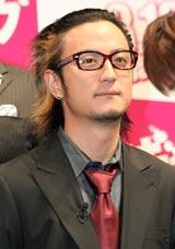 映画『漫才ギャング』のジャパンプレミアに出席した上地雄輔