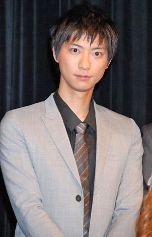 舞台D-BOYS STAGE2011『ヴェニスの商人』製作発表会見に出席した鈴木裕樹 (C)ORICON DD inc.