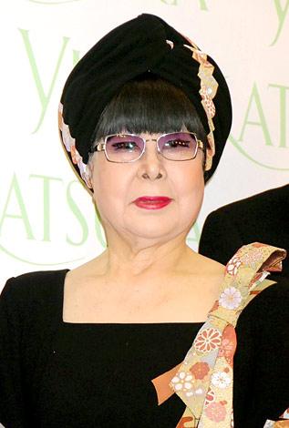 サムネイル 日本最大のブライダルショー『2011 YUMI KATSURA PARIS GRAND COLLECTION』を手がけた桂由美氏