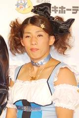 イベント『COSU MODE POWER 2010』に参加した吉田沙保里 (C)ORICON DD inc.
