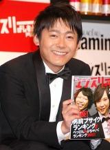 『よしもと男前ブサイクランキング2011』「男前」部門3位のロザン・菅広文 (C)ORICON DD inc.