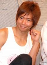 『よしもと男前ブサイクランキング2011』でユニークキャラクター賞に選ばれた楽しんご (C)ORICON DD inc.