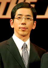 映画『SP 革命篇』の完成披露試写会に出席した野間口徹 (C)ORICON DD inc.