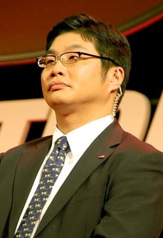 映画『SP 革命篇』の完成披露試写会に出席した松尾諭 (C)ORICON DD inc.