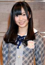 NHK新番組『資格☆はばたく』に4月ゲストとして出演するAKB48指原莉乃 (C)ORICON DD inc.
