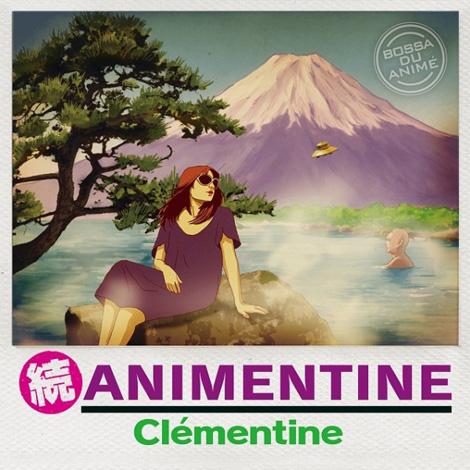 3月9日に発売のアルバム『続アニメンティーヌ』