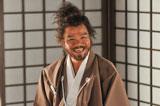 大河ドラマ『江〜姫たちの戦国〜』で柴田勝家役を演じている大地康雄(C)NHK