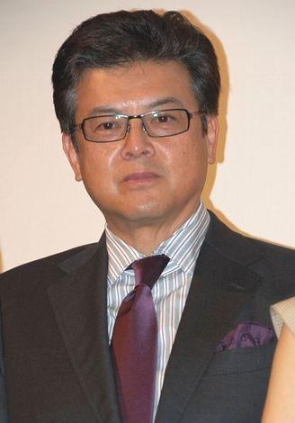 映画『死にゆく妻との旅路』の初日舞台あいさつに登壇した三浦友和 (C)ORICON DD inc.