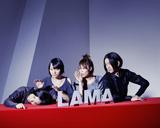 LAMA(左から中村弘二、田渕ひさ子、フルカワミキ、牛尾憲輔)